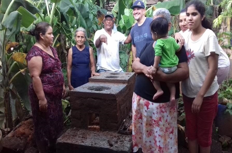 Engaging a Community through Stove Building