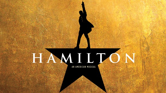 Win two tickets to see Hamilton in Des Moines this summer!
