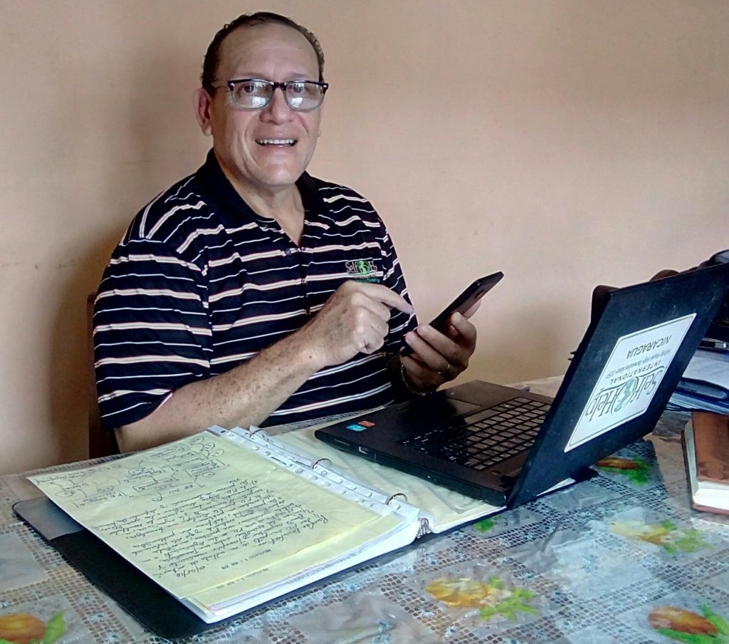 Using Instant Messaging Technology to Share Information with Corn Producers in Nicaragua